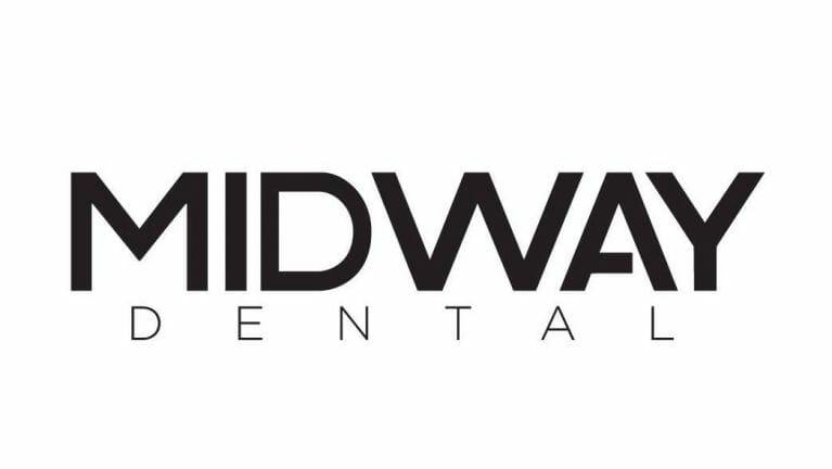 Midway Dental Logo Social