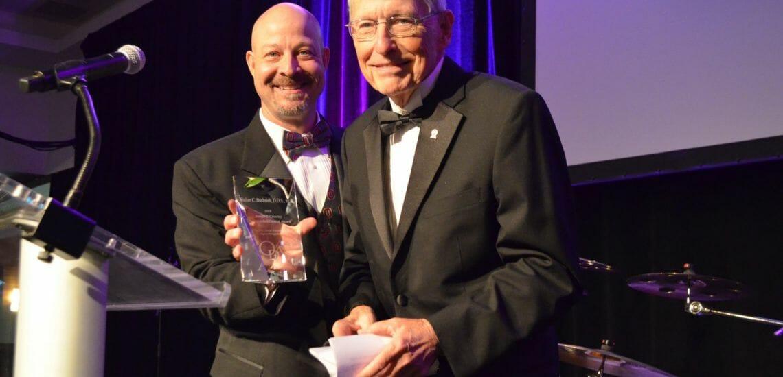 ODA awards Callahan