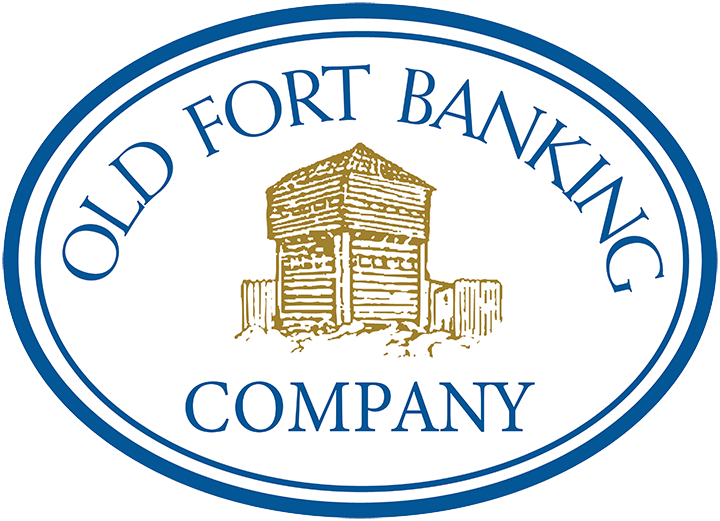 Old Fort Banking logo
