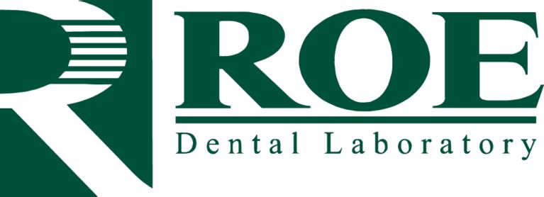 ROE Dental Lab logo