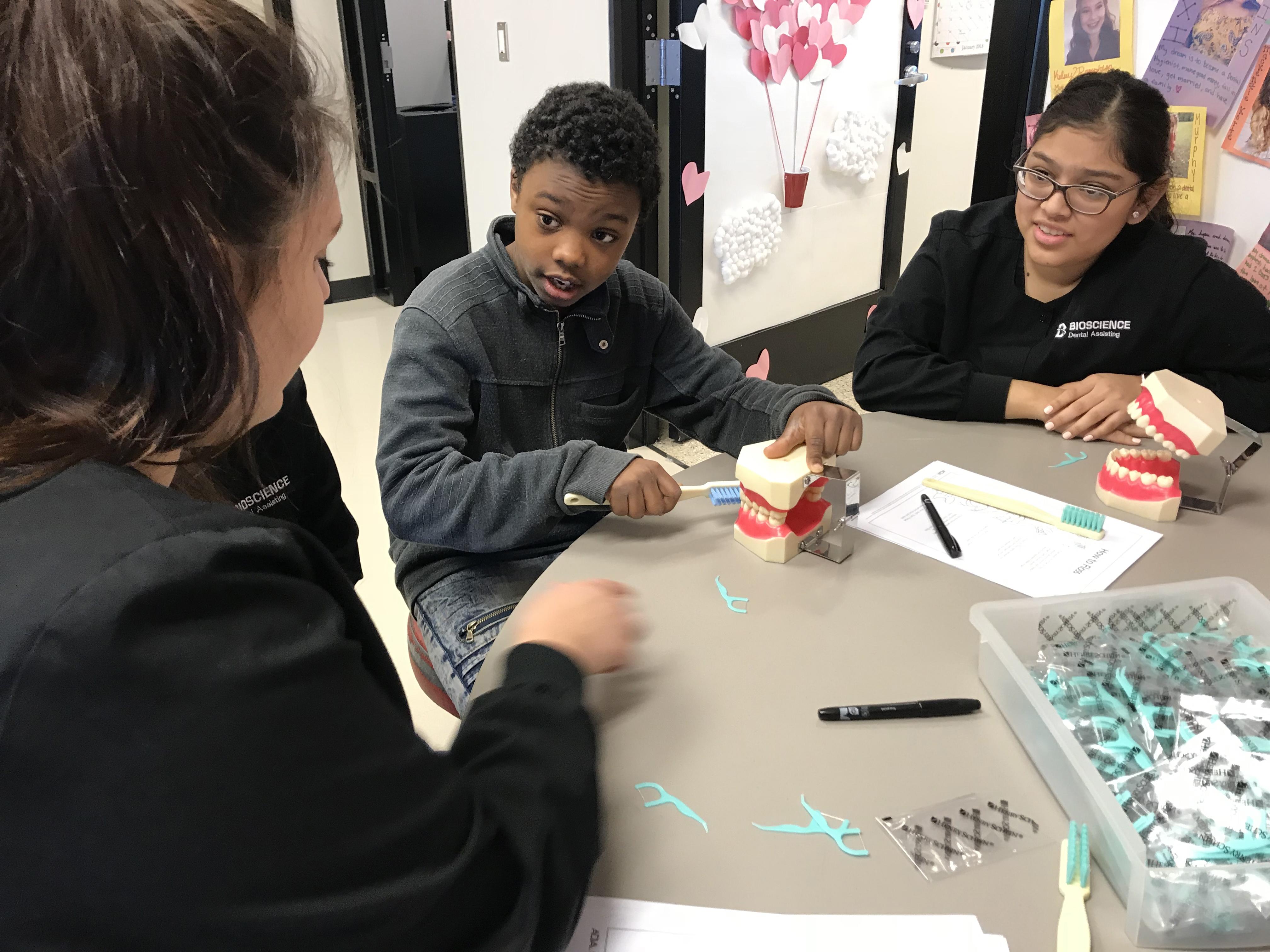 2019 Give Kids A Smile Ohio kickoff